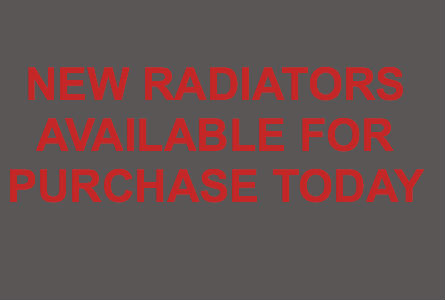 C40-8 Radiators For Sale