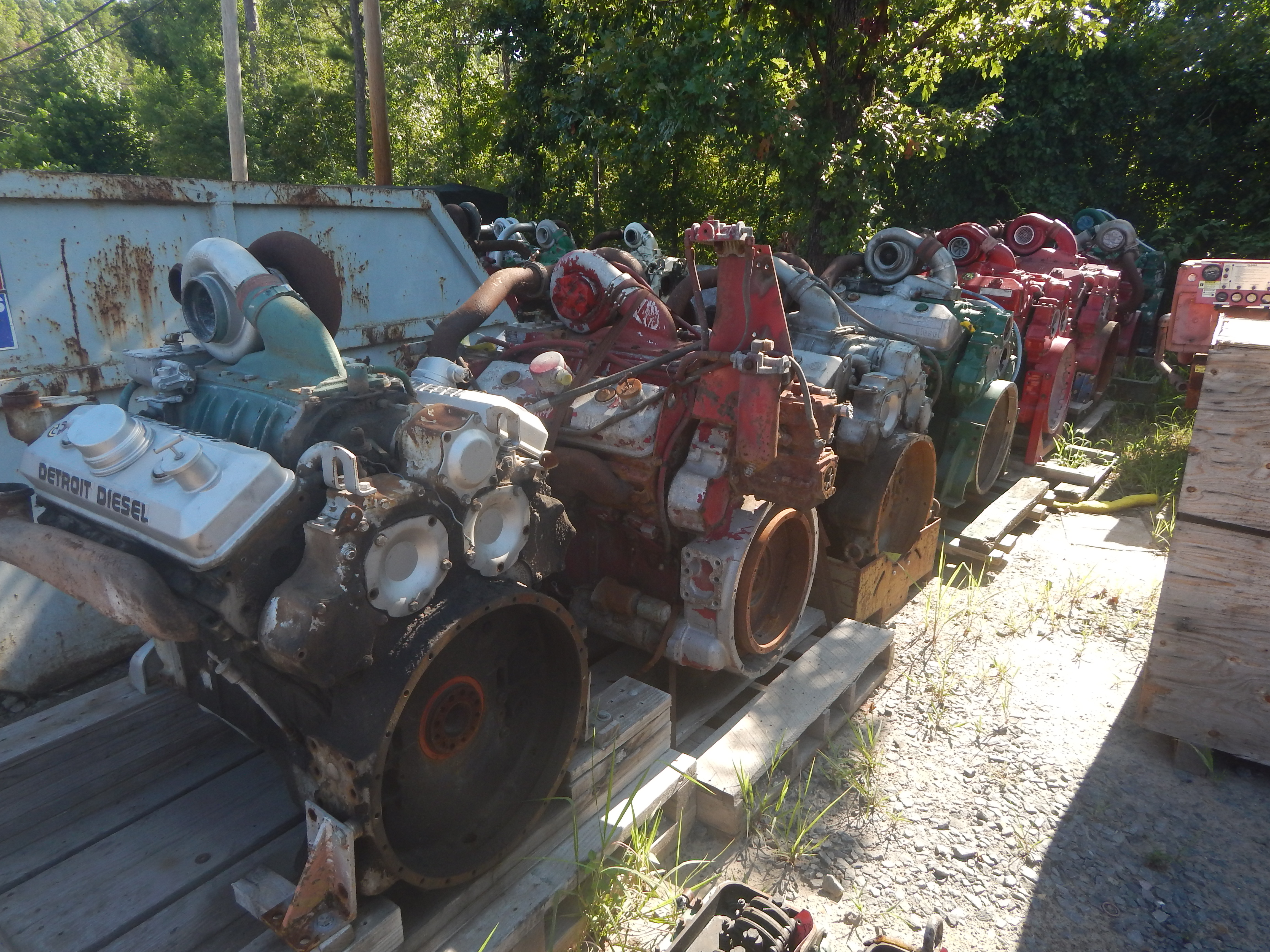 Used Detroit Engines And Parts